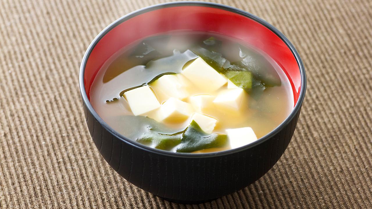 方 取り 味噌汁 出汁