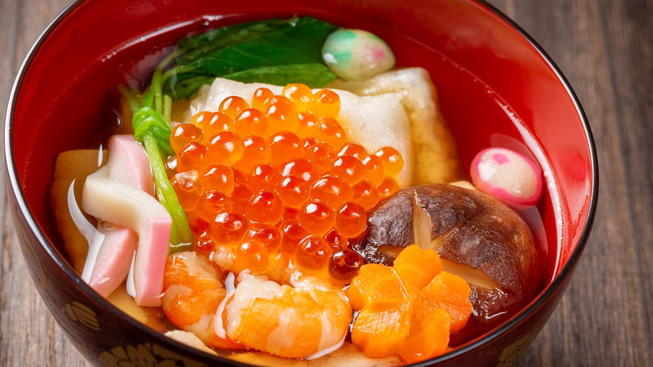 お 雑煮 レシピ 関東