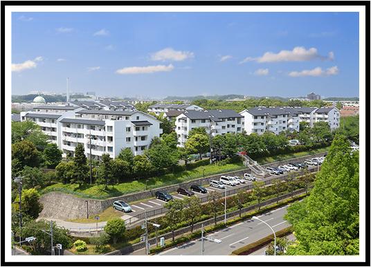 エステート鶴牧4・5住宅|マンシ...
